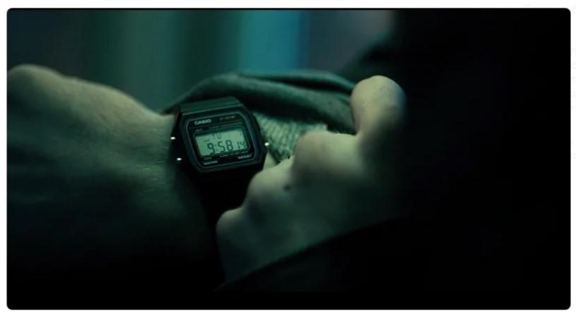 Най-готиният часовник